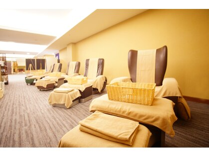 グランスパ八王子 やすらぎの湯 リラクゼーションルームの写真
