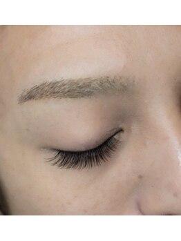 パーミル ヘアアンドアイ(permille hair&eye by Laugh-La)/セーブル140本