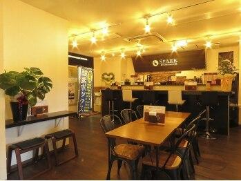 カフェアンドビューティースパーク(Cafe Beauty SPARK)                  の写真