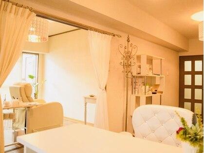 ビューティーデザインサロンプレズィール(BeuatyDesign Salon de Plaisir)の写真