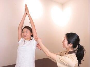 リラク イオンモール 木更津店(Re.Ra.Ku)/お身体の状態をチェック
