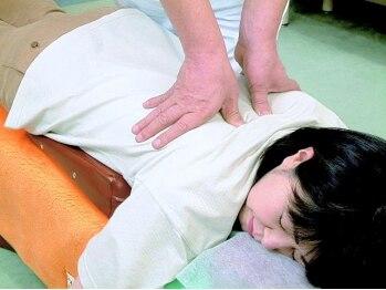 東洋整体の写真/デスクワークや家事・育児で凝り固まった首・肩の疲れを解消お任せ!!熟練の技術を堪能して下さい!