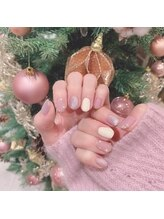 ホリデイズ(Holidays)/クリスマスネイル♪