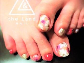 ザ ランド ネイル(the Land Nail)/フラワーフット △松下