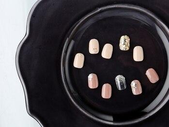 ブリリオ ネイル(brillio nail)の写真/【豊富なこだわりデザイン☆】シンプル・こだわり・トレンドから季節に合ったサンプルまで豊富にご用意!