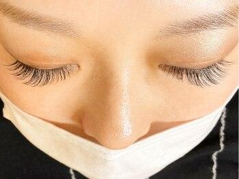 グリシーヌ アイラッシュ(glycine eyelash)の写真/徹底したカウンセリングで、目の形やまつ毛の状態に合わせてご提案♪初めての方にも嬉しい丁寧な施術が◎