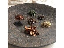 和爽(WASOW)の雰囲気(日本茶などのハーブを使用。殺菌、消臭、保湿などを行います。)