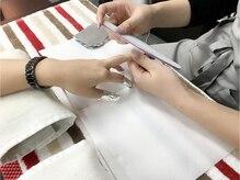 ビューティーサロン ディテール(Detail)の雰囲気(爪の事や危険性を考え、オフは機械ではなく手で行っております。)