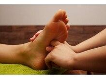 てもみ処ぼうがの雰囲気(足の疲れやむくみ,にも的確なアプローチ!!)