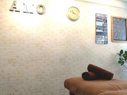 美脚整体スタジオamo【西新宿】(新宿・代々木・高田馬場/リラク)の写真