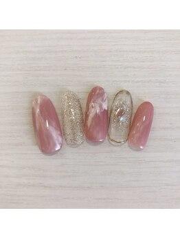 アッカネイル(acca nail)/5月マンスリーデザイン♪
