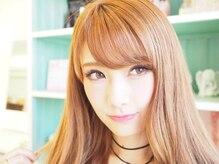 ハニーラッシュ 渋谷店の雰囲気(エクステの種類が豊富!色々な種類の目元を演出☆上140本¥12800)