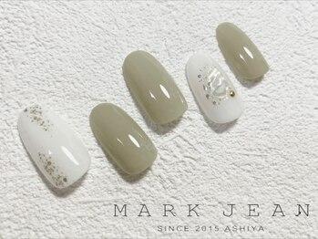 マークジーン 姫路(MARK JEAN)/シェル ラメ ニュアンス クリア