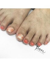 ネイルアトリエ ボン(nail atelier bon)/フットシェラック