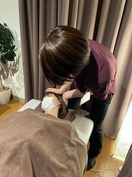 リフレーヌ 札幌大通店/【おすすめ】小顔調整コース