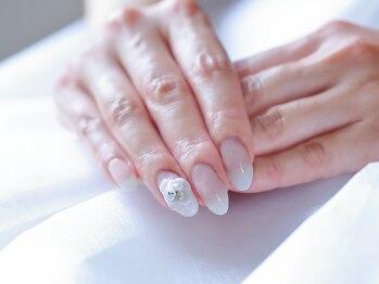 ネイルサロンブラン(nail salon BLANC)/ブライダルシーンを彩ります♪