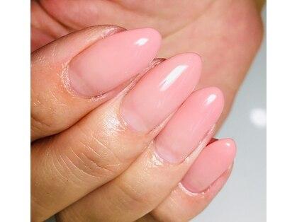 福ネイル(nail)の写真