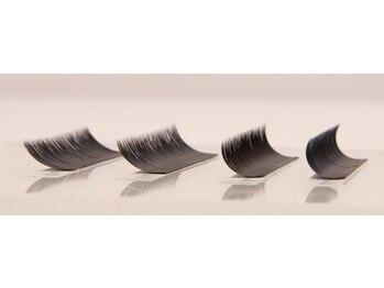 ビューティーサロン ココ 岐阜店(Beauty Salon COCO)/カールJ/JC/C/CCの4種類ご用意