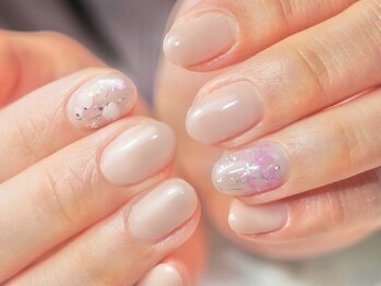 コットン ネイル(cotton nail)/美爪グラデーション