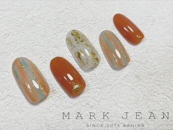 マークジーン 姫路(MARK JEAN)/テラコッタ マーブル ホイル