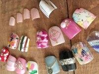 ネイルサロン モモネイル(Nail salon momo nail)