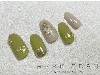 マークジーン 姫路(MARK JEAN)/金箔 シェル ミラー ニュアンス