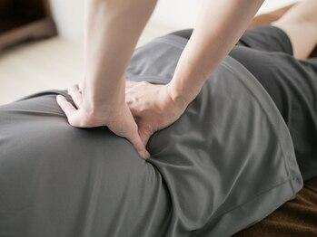 イロハ(IROHA)の写真/【もみほぐし60分¥3000~】腰につらさを抱えている方必見☆リピーター様に長年愛される技術派サロン♪