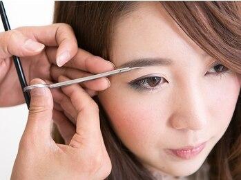 """アノウ(anneau)の写真/""""顔の印象の70%は眉で決まる"""" 眉毛、まつ毛、メイクまでアイゾーン全てを抜群のセンスでご提案!"""