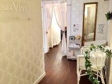 アイラッシュサロン ヴィヴィ 栄店(Eye Lash Salon Vivi)の雰囲気(プライベートサロンのような落ち着いた空間でまったり♪)