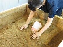 日本橋酵素風呂/入浴風景
