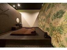 リラクゼーションサロン リリーヴ(Relieve)の雰囲気(雰囲気のいい個室で、ゆったりお過ごし頂けます。)