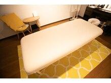 整体院 嵩(TAKAI)の雰囲気(清潔感のあるベッド☆)
