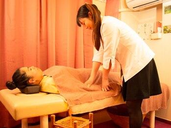 モミフク(MOMIFUKU)の写真/【しっかり指圧コース★90分¥5800】歴15年のプロの技!経験豊富な技術と知識で貴方の心と体を癒します♪