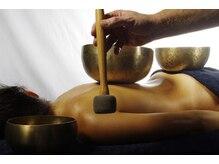 究極のセラピーで心身の浄化と深いリラクゼーションが味わえる