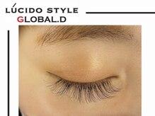 ルシードスタイル グローバルディー 稲毛店(LUCIDO STYLE GLOBAL.D)/低刺激グルー使用
