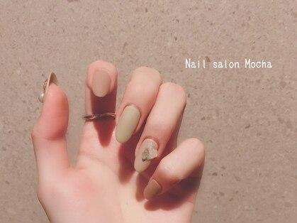 Nail Salon Mocha【モカ】