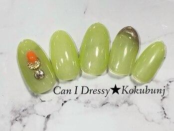 キャンアイドレッシー 国分寺店(Can I Dressy)/季節のキャンペーンねいる☆8月