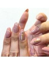 ネイルスタジオ レイナローズ(NAIL STUDIO Reina Rose)/ポリッシュカラーリング