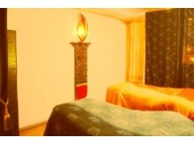 癒し處 ビバリー(美Bali)の雰囲気(ゆったりとしたベッドで受けるので、リラックスして受けれます♪)