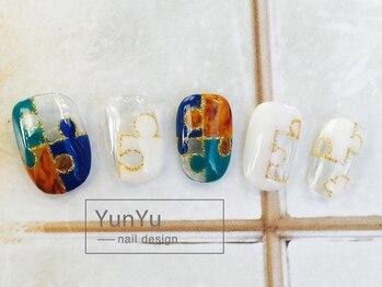 ブラッシュネイルデザイン/YunYu定額コース120分