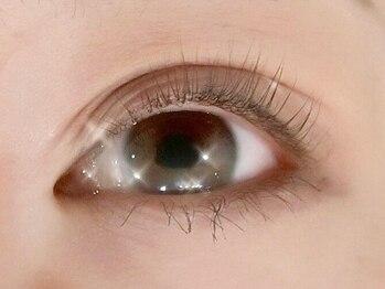 リ ジョーヌ(Lis jaune)の写真/【NEWOPEN】話題のまつ毛パーマで朝のメイク時間を時短に!マスカラを塗らなくてもパッチリとした目元に☆