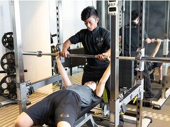 ライザップ 銀座店(RIZAP)/筋力トレーニング