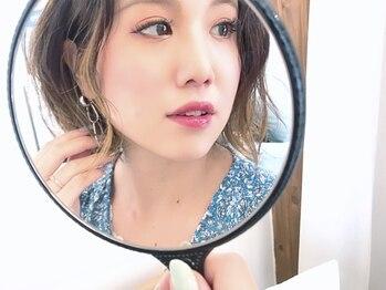 カルム バイ ディアブルー 江ノ島(Calm by diar blue)/ナチュラル可愛くモテEYEにも☆