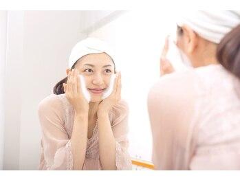 ナリスビューティサロン 名古屋店/洗顔