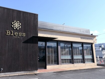 Bless HAIR アルパ店