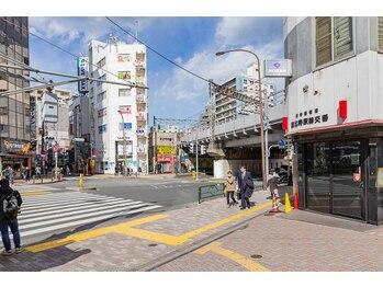 ニーナ 恵比寿(nina)/【道案内】4.横断歩道を渡る