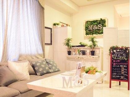 M&S salon