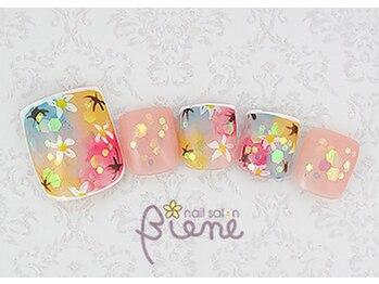 ネイルサロン ビーネ(nail salon Biene)/オフ無料★6月リピート9980-9