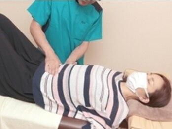 リラク整体 かいつう館の写真/【結果重視の通わせない整体】腰のつらさをその場で和らげます◎妊婦さんからも口コミ多数、高評価中◎