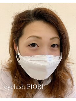 フィオリ(FIORI)/flatlash